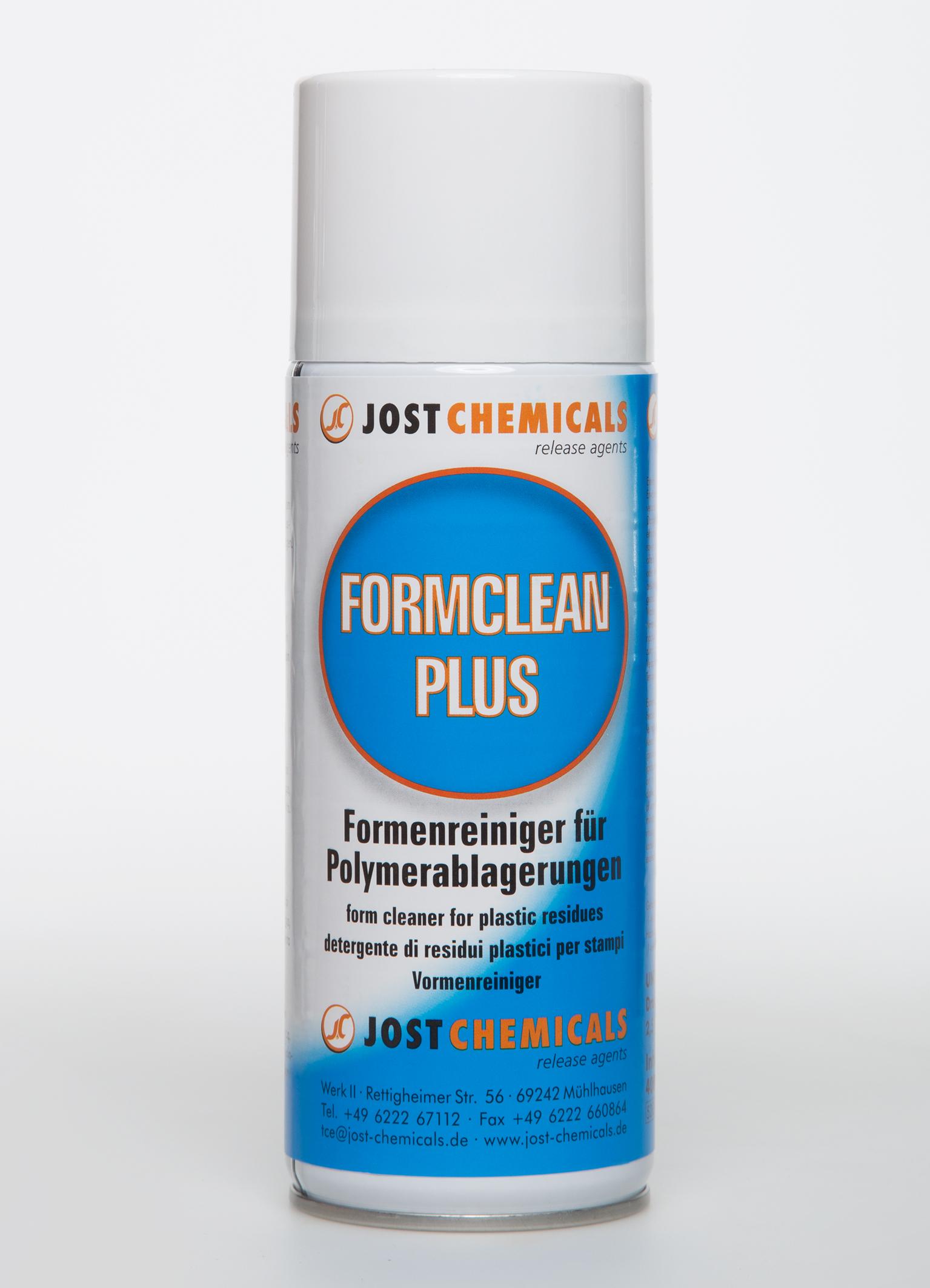 Formclean Plus - Reiniger