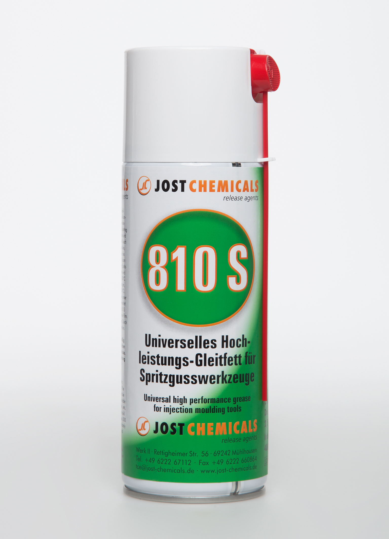Grease 810s - Jost Chemicals GmbH