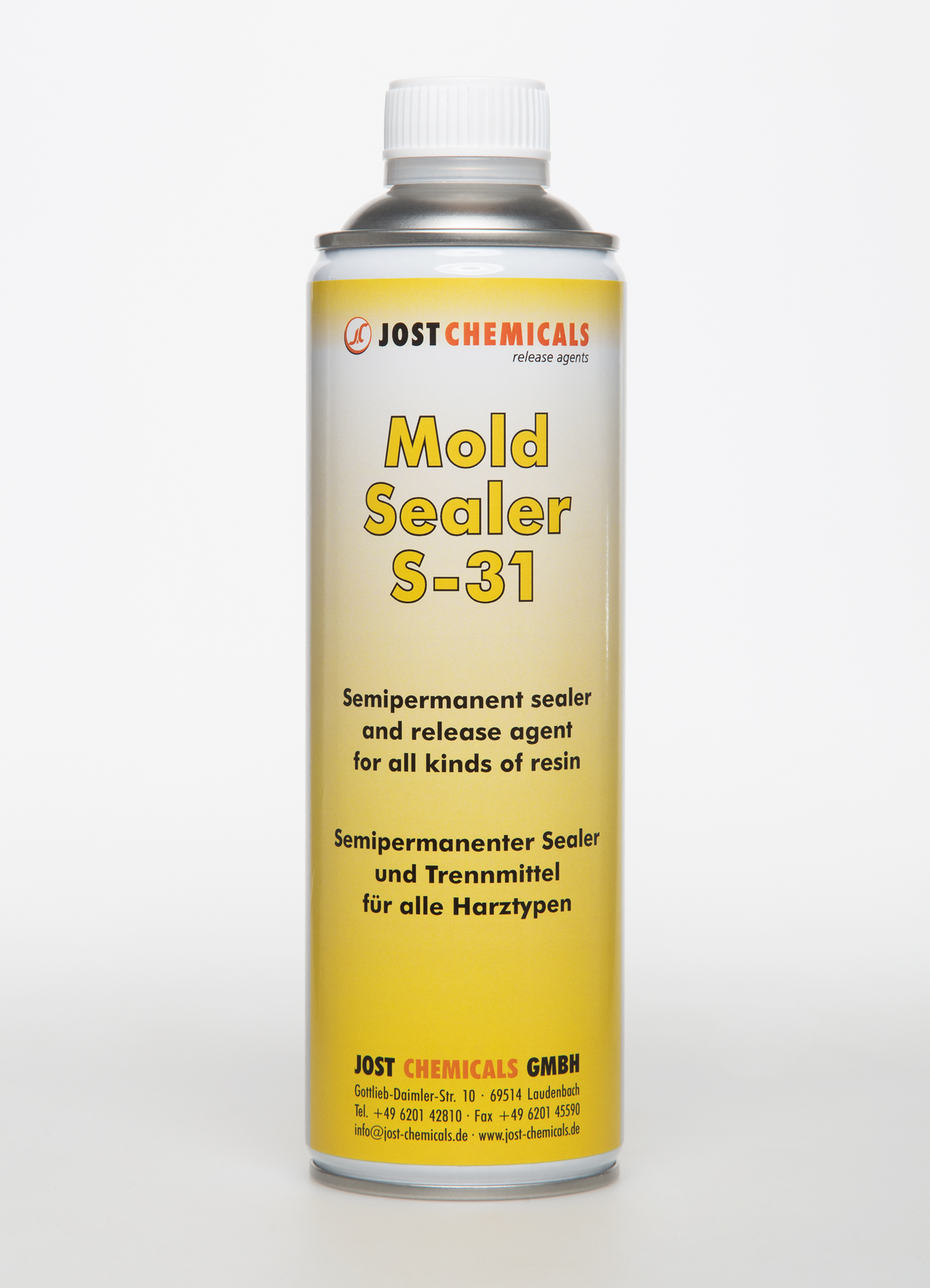 Mold Sealer S 31 - Jost Chemicals GmbH