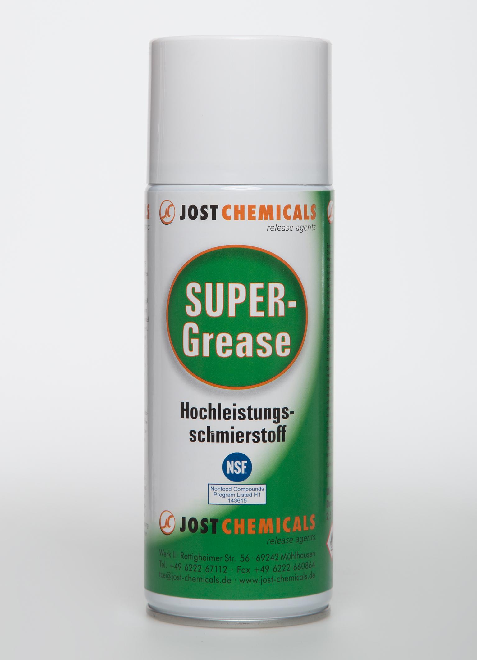 Super Grease - Schmierstoffe