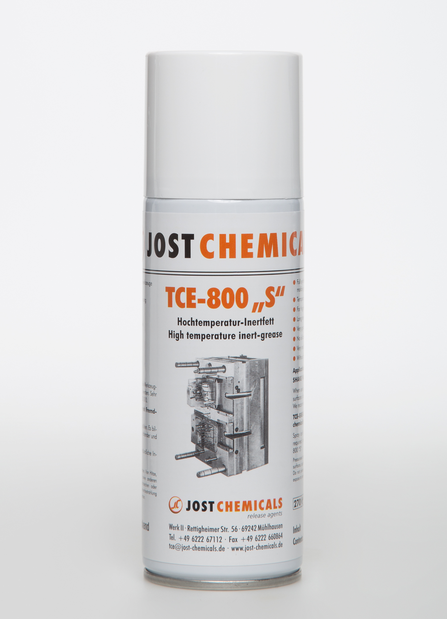 TCE 800 s - Jost Chemicals GmbH