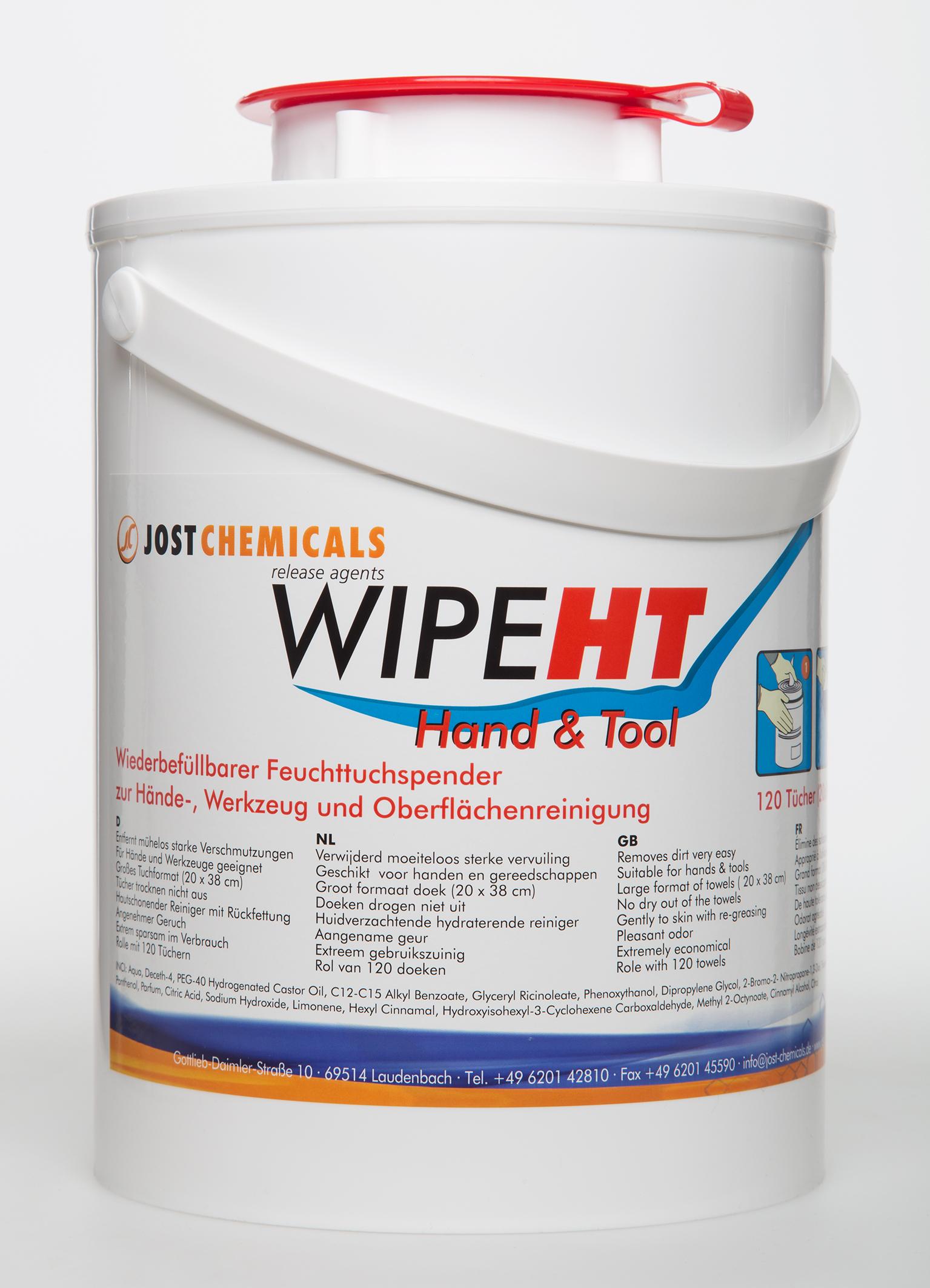 WIPE HT - Jost Chemicals GmbH