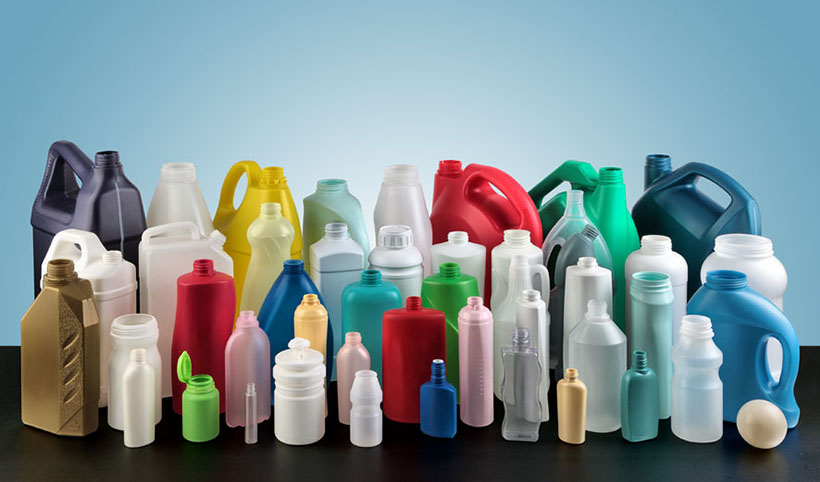 Blow molding machine bottle - ULTRA SYSTEM S.A.